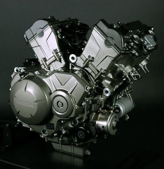 How Motorcycle Engine Works