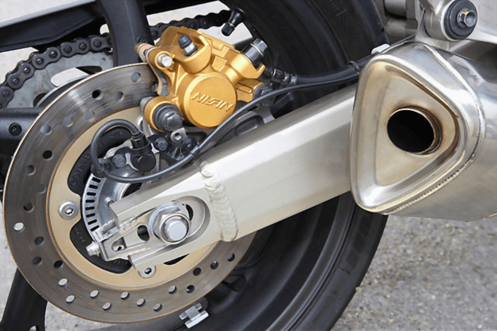 Rear Brake ABS