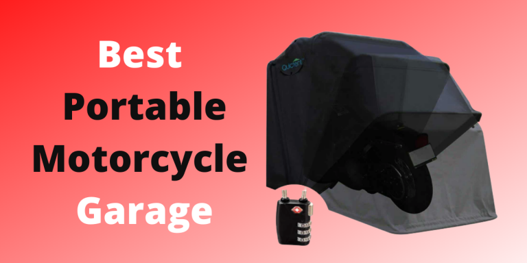 10 Best Portable Motorcycle Garage