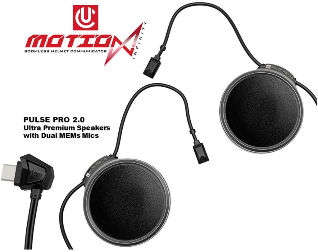 UClear Motion Infinity Speakers