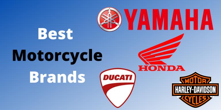 6 Best Motorcycle Brands