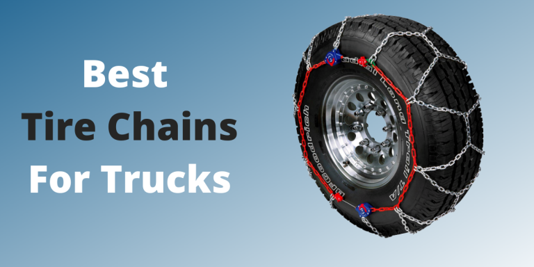 10 Best Tire Chains for Trucks