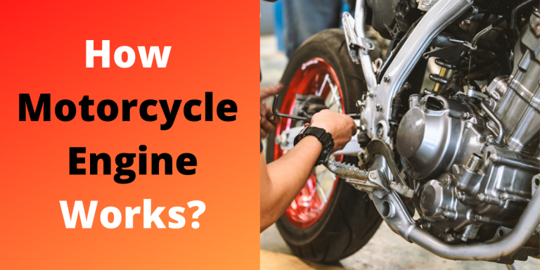 How Motorcycle Engine Works?