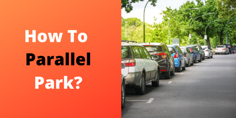 How To Parallel Park?
