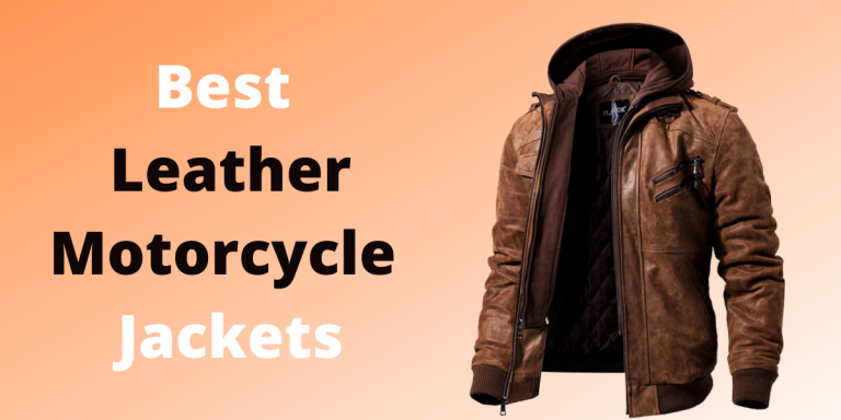 10 Best Leather Motorcycle Jackets
