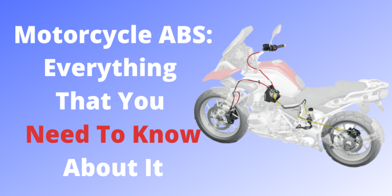 Motorcycle ABS: Everything That You Need To Know About It