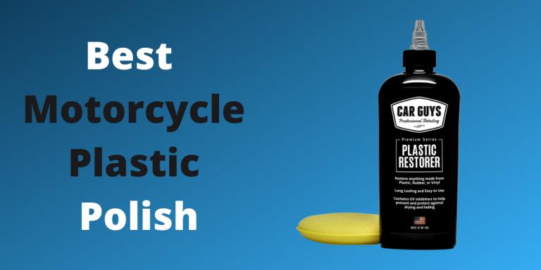 Best Motorcycle Plastic Polish