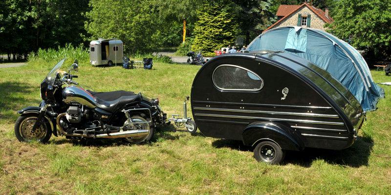 Choosing The Motorcycle Teardrop Camper