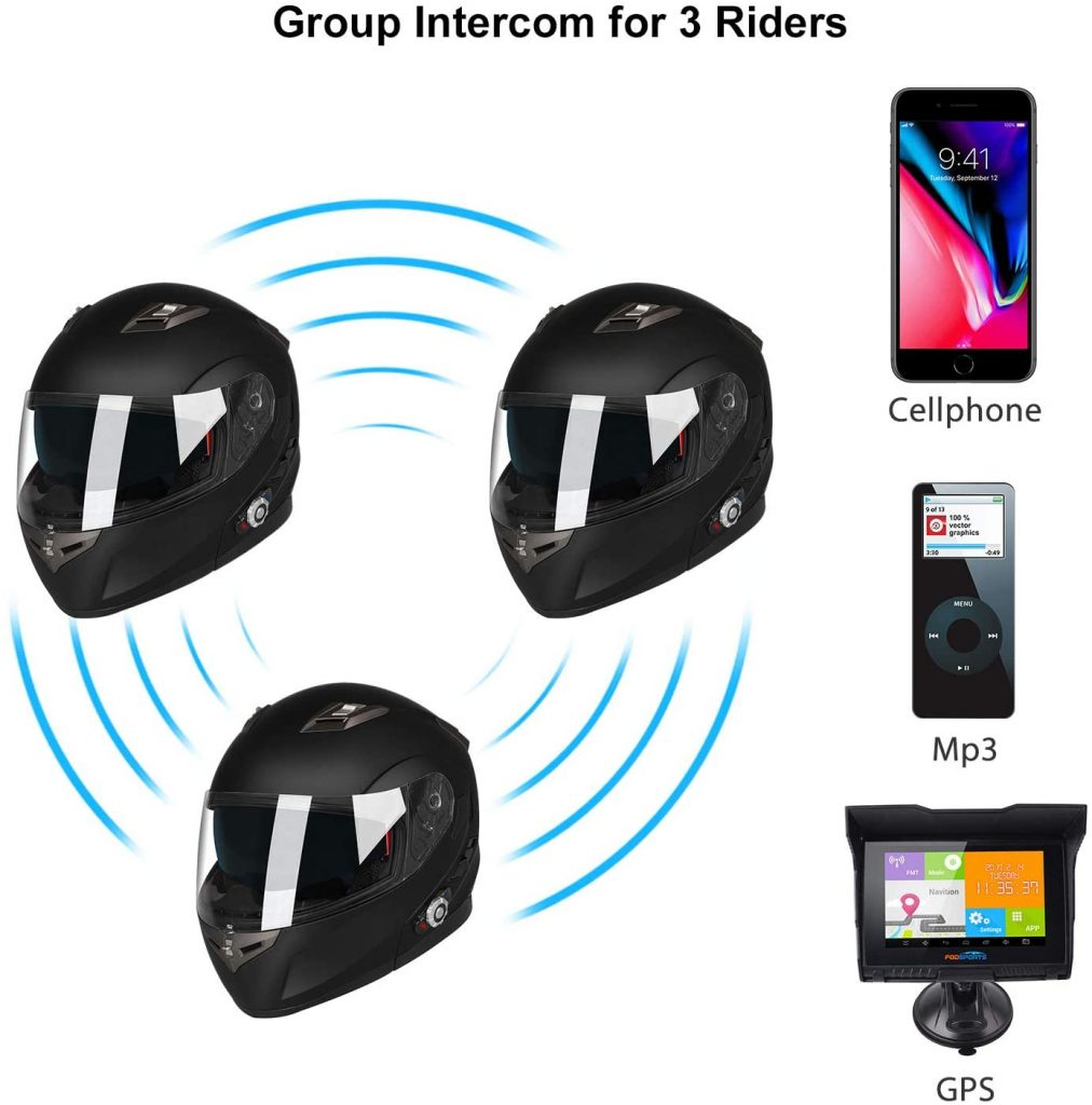Freedconn Helmet Connectivity