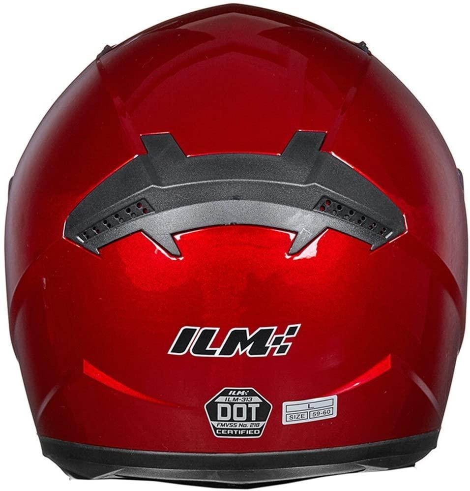 IML Helmet back