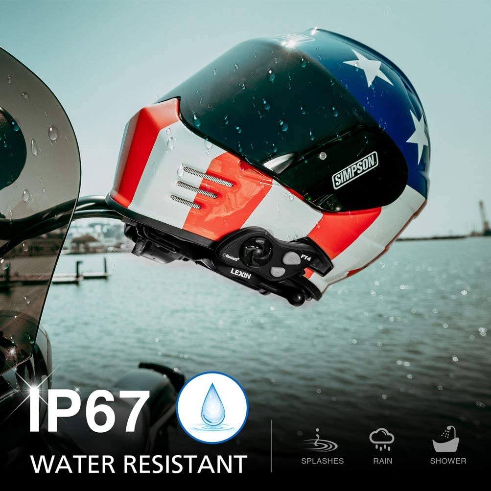 Lexin Water Resistance