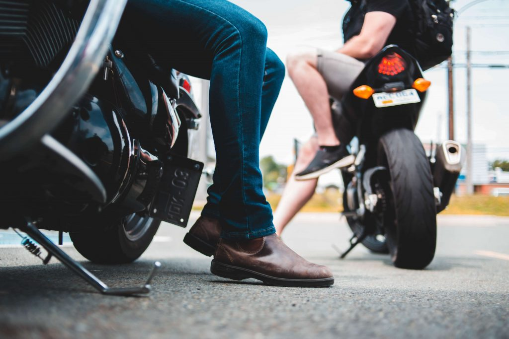 Motorcycle Walking Boots